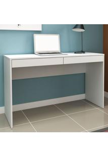 Mesa Para Computador 2 Gavetas Ho-2932 Branco - Hecol