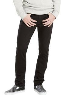 Calça Jeans Levis 511 Slim Pro Commuter - Masculino-Preto
