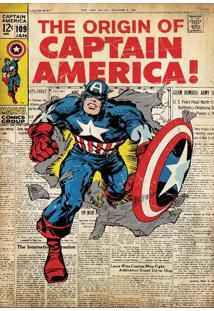 Quadrinhos Capitão América