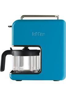 Cafeteira Azul Kmix Cm023 Kenwood 110V