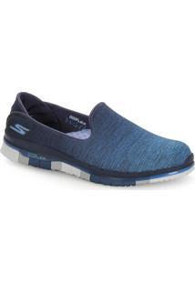 Sapatilha Feminina Skechers W - Azul