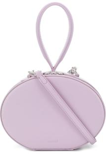 Cafuné Egg Bag - Roxo