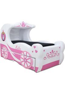 Mini Bicama Cinder - Cama Carro Do Brasil - Rosa - Menino - Dafiti