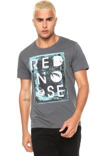 Camiseta Red Nose Intense Cinza