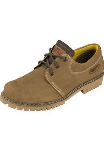 Sapato Beeton Walker402N Verde