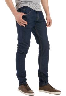 Calça Jeans Polo Live American Índigo Azul