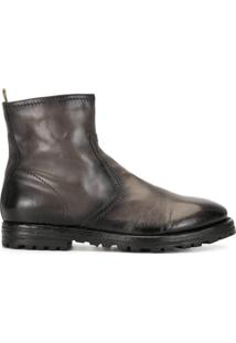 Officine Creative Ankle Boot Vail/007 - Marrom