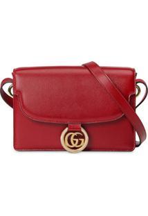 Gucci Bolsa Tiracolo Gg Ring - Vermelho