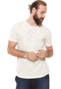 Camiseta Richards Coast Guard Off-White