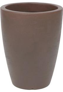 Vaso Cone Malta Rusty 30Cm