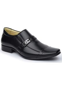 Sapato Social Dlutty Pele De Carneiro Masculino - Masculino