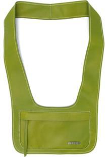 Jacquemus Bolsa Tiracolo Le Meunier - Verde