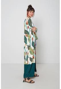 Kimono Oh,Boy! Garden Feminina - Feminino