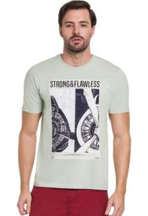 Camiseta Cinza Hangar