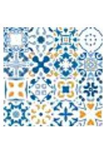 Adesivo De Azulejo - Ladrilho Hidráulico - 376Azge