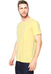 Camiseta Polo Wear Comfort Amarela