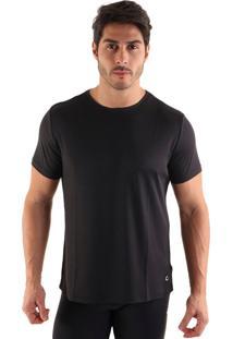 Camiseta Liquido Square - Preto Gg
