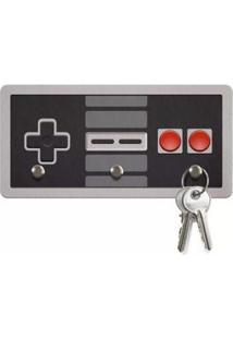 Porta Chaves Ecologico Gamer Joystick 8-Bits