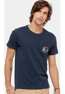 Camiseta Colcci Botone Vintage Soul Masculino - Masculino