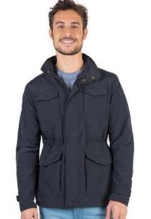 Jaqueta Com Capuz Embutido Taco Masculina - Masculino