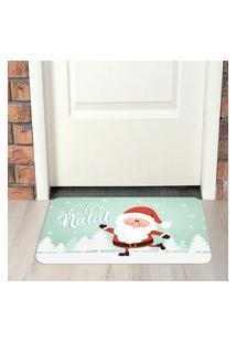 Tapete De Natal Para Porta Cute Noel Único