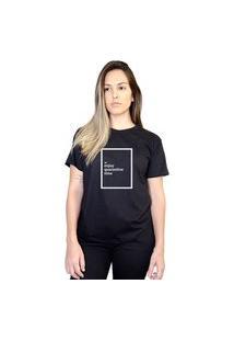 Camiseta Boutique Judith Enjoy Quarantine Time Preto