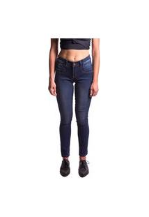 Calça Jeans Aero Jeans Skinny Com Modelador