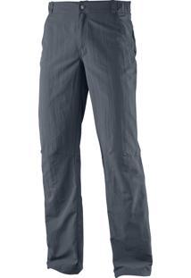 Calça Salomon Masculina Elemental Pant Cinza M