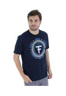 Camiseta Fatal Estampada 20285 - Masculina - Azul Escuro