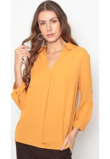 Blusa Texturizada- Amarela- Seduã§Ã£O Dressseduã§Ã£O Dress