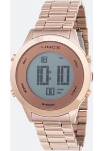 Relógio Feminino Lince Sdrh037L-Bxrx Digital 5Atm