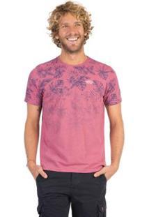 Camiseta Estampada Taco Masculina - Masculino