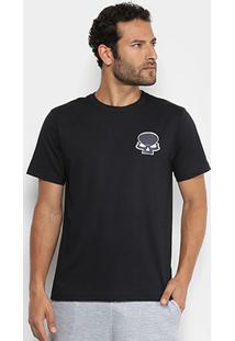 Camiseta Red Bull Skate Generation Skull Masculina - Masculino