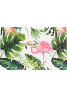 Jogo Americano Flamingo Plástico 43X28Cm - 29711