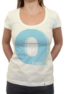 Original - Camiseta Clássica Feminina