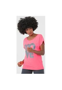 Camiseta Costa Rica Move Neon Pink