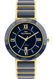 Relógio Technos Ceramic Feminino 2015Ce/5A