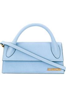 Jacquemus Le Bambino Mini Bag - Azul