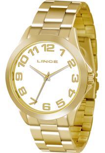 Relógio Feminino Lince Lrgj039L B2Kx