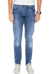 Calça Jeans Doc Dog Colombo Azul