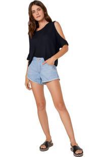 Shorts Jeans Sustentável