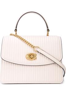 97dd824dc Bolsa Branca Matelasse feminina | Shoelover