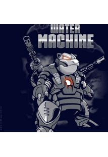 Camiseta Water Machine - Masculina