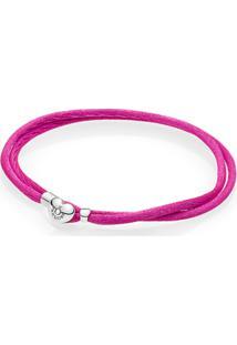 Bracelete Da Amizade Pandora Rosa Choque