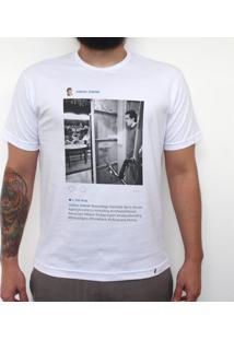 Cosmo Kramer - Camiseta Clássica Masculina