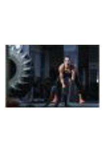 Painel Adesivo De Parede - Fitness - Academia - 785Pnp