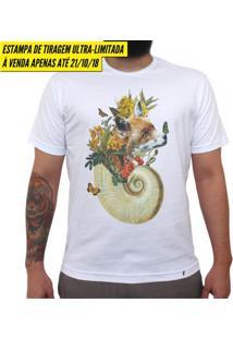 Fox - Camiseta Clássica Masculina