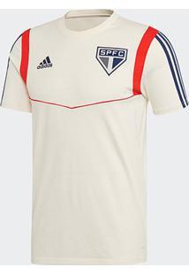 Camiseta São Paulo Torcedor Adidas Masculina - Masculino