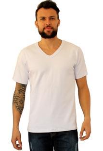 Camiseta Attius Gola V Fram - Masculino