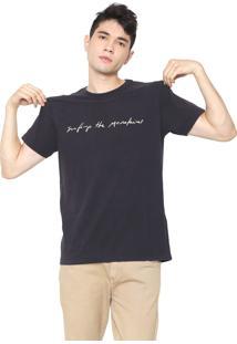 Camiseta Osklen Mount Preta